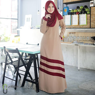 RADINKA JUBAH SOLD OUT
