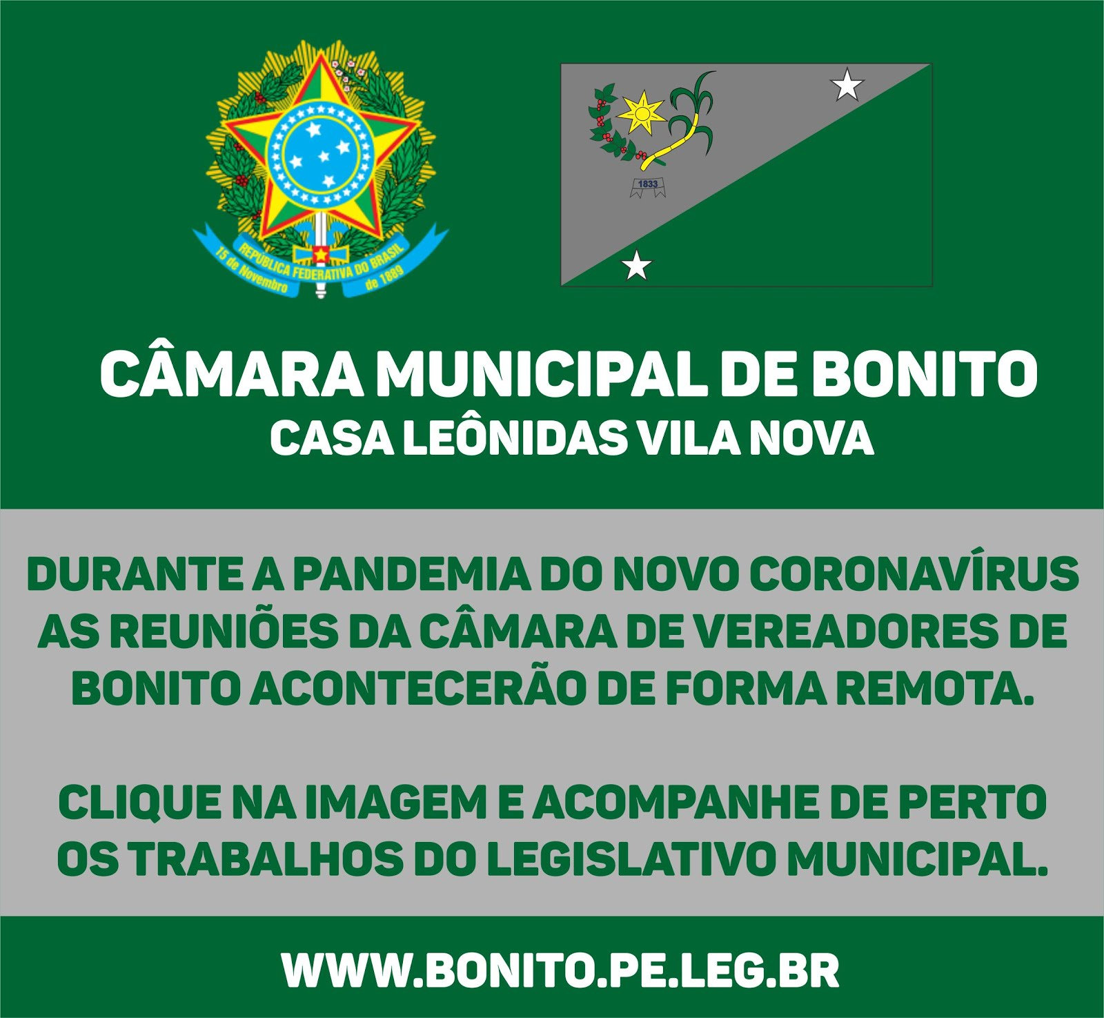 Câmara Municipal do Bonito