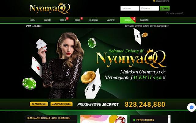 Game Judi Online Terbaru Dari Situs Nyonyaqq.net Agen Judi Online Terpercaya