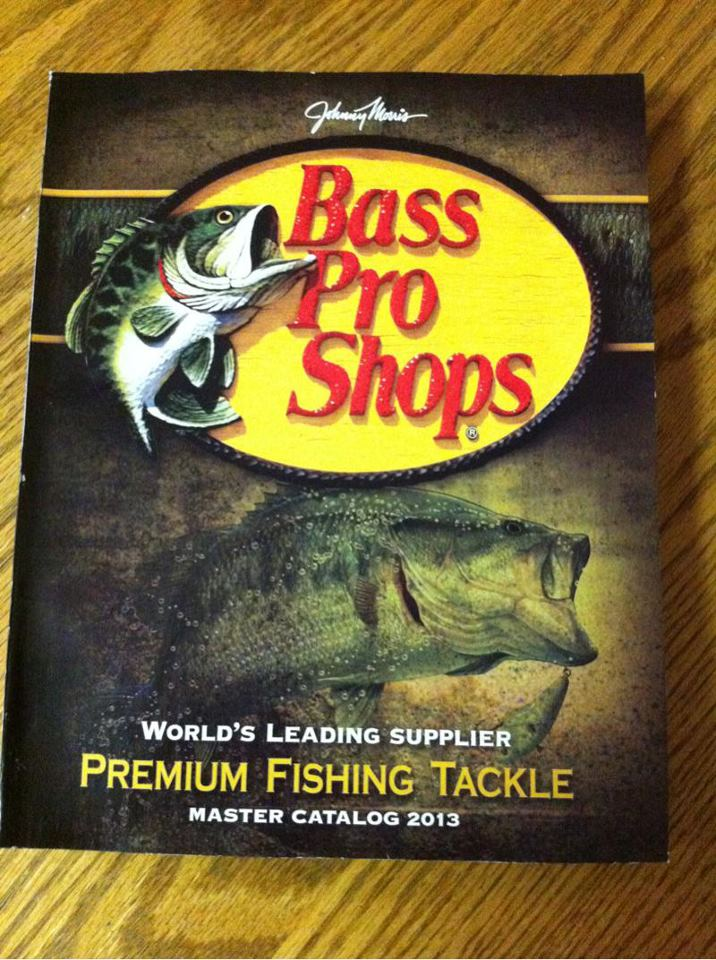 Bass pro catalog online : Online Deals