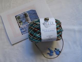 Grits Strickerei; Muster und Garn; Socken Ecken und Kanten
