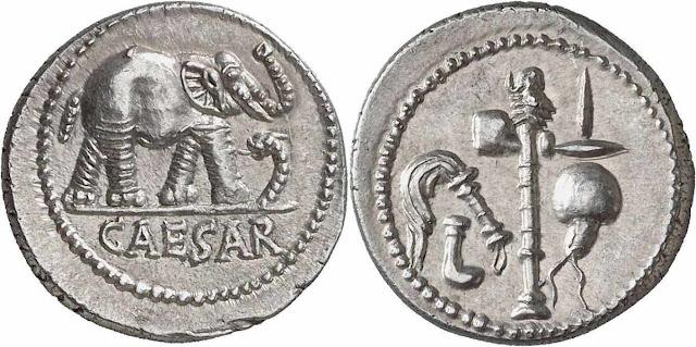 Denario de Roma y economia