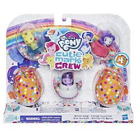 My Little Pony 5-pack Snow Day Twilight Sparkle Pony Cutie Mark Crew Figure