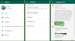 Cara Pindah WA (WhatsApp) ke Hp Lain tanpa Menghilangkan Semua Data