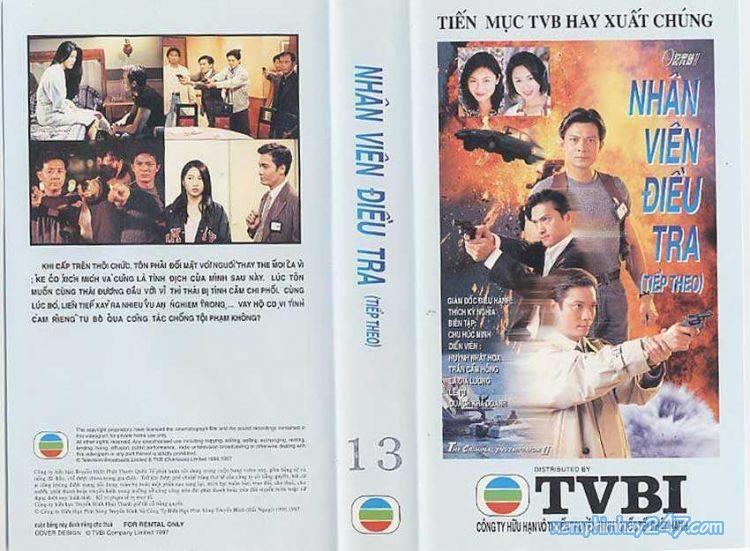 http://xemphimhay247.com - Xem phim hay 247 - Nhân Viên Điều Tra - Hồ Sơ Tội Phạm 2 (1996) - The Criminal Investigators 2 (1996)