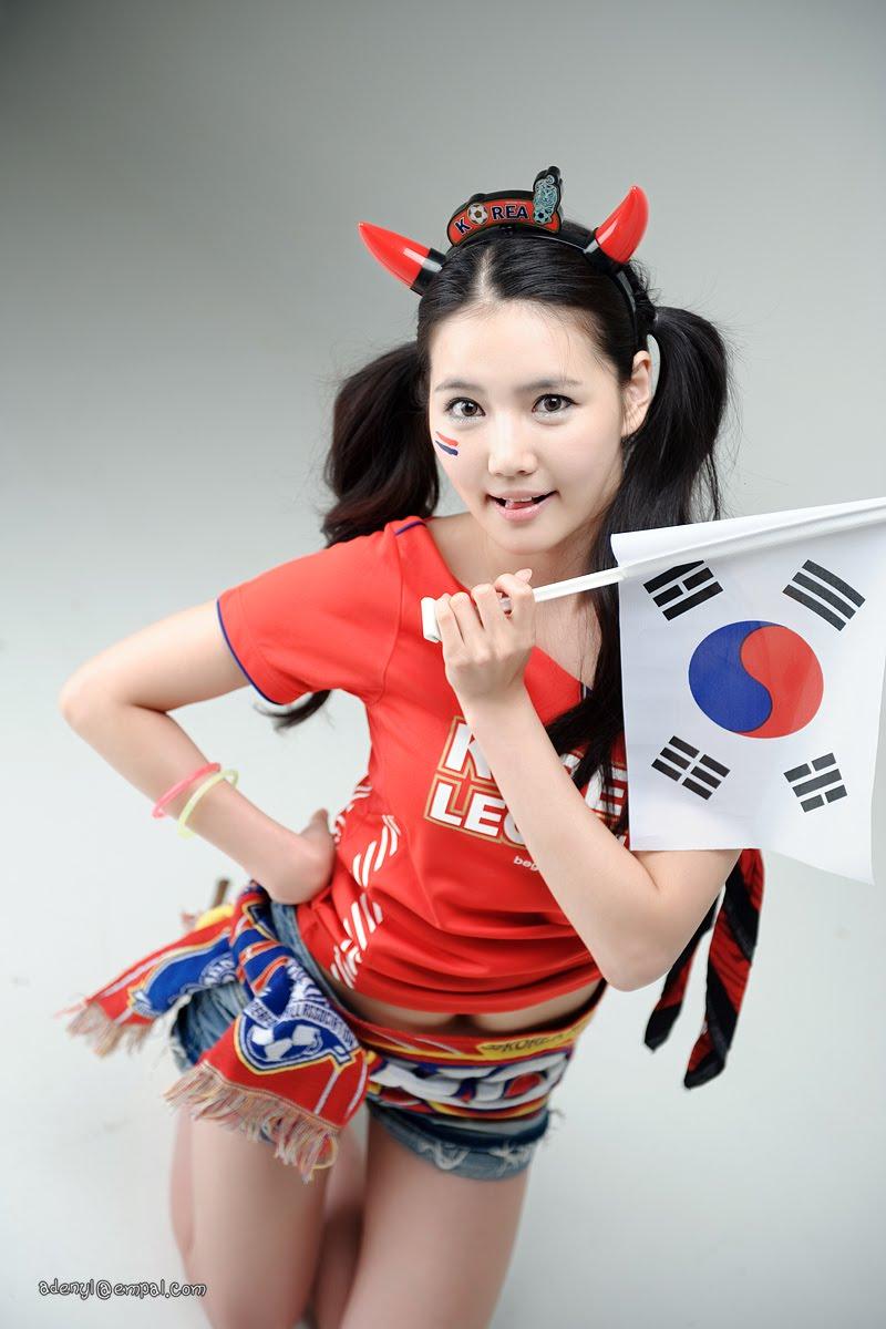 Korean Sexy Model, Han Ga Eun -   Nude Free-7546