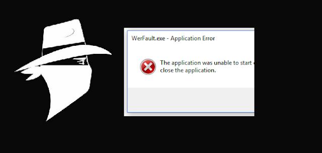 Begini! Cara Memperbaiki Werfault.exe Error Aplikasi Di Komputer