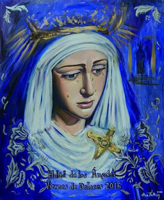 Semana Santa de San Juan de Aznalfarache 2016 - Ana Beltrán Ruiz