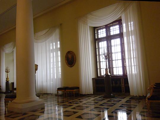 Zamek Królewski na Wawelu. Sala Kolumnowa.