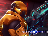 Download Neon Shadow MOD v1.38 for Android Apk Unlimited Ammo