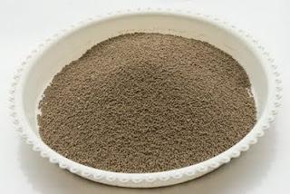 Preparasi dan Karakterisasi Matriks Slow Release Fertilizer (SRF) dari Bahan Baku Zeolite Alam