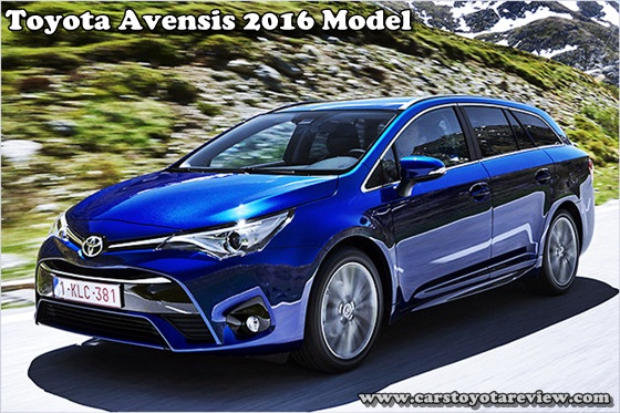 Toyota Avensis 2016 Model