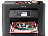 Epson WorkForce Pro WF-3730 Driver Download - Windows, Mac