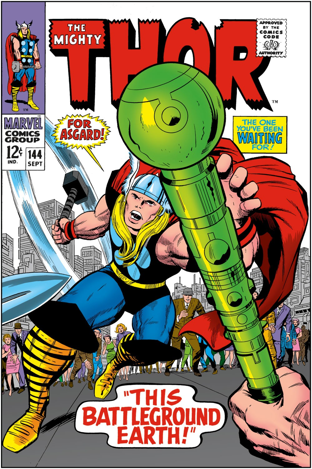 Thor (1966) 144 Page 1