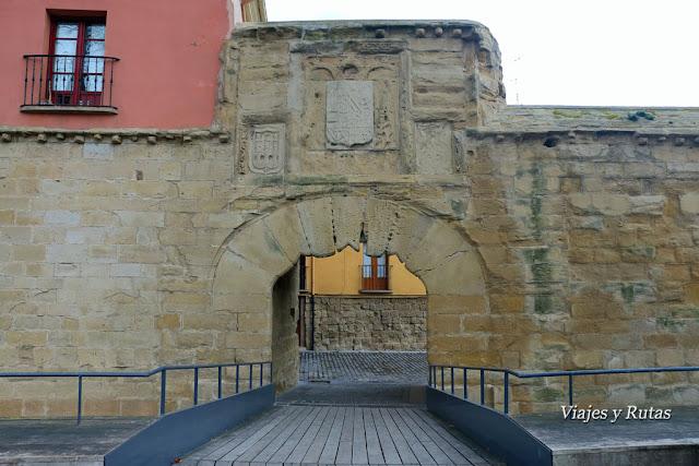 Puerta del Camino, Logroño
