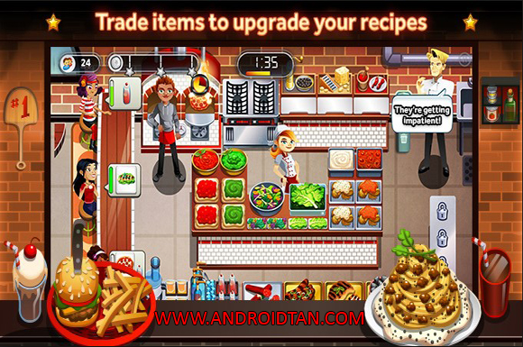 GORDON RAMSAY DASH Mod Apk Money