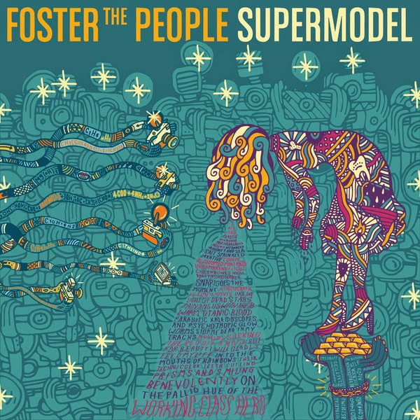 Foster the People - Supermodel Cover