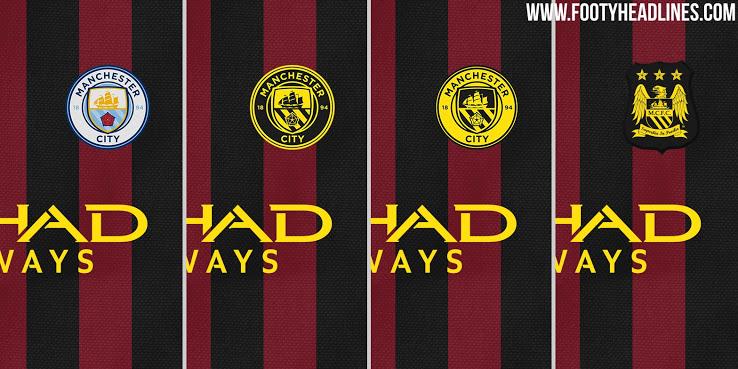 Wie Wird Das Neue Wappen Auf Manchester Citys 16 17 Trikots Aussehen