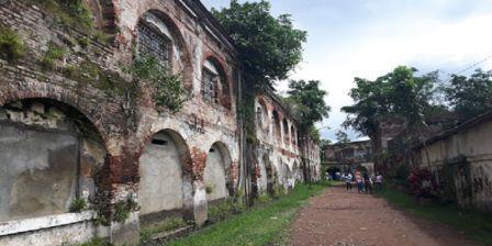 Benteng Fort Willem I (Benteng Pendem Ambarawa) Menikmati Suasana Tempo Doeloe