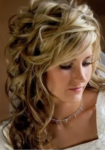 Possible wedding hair style