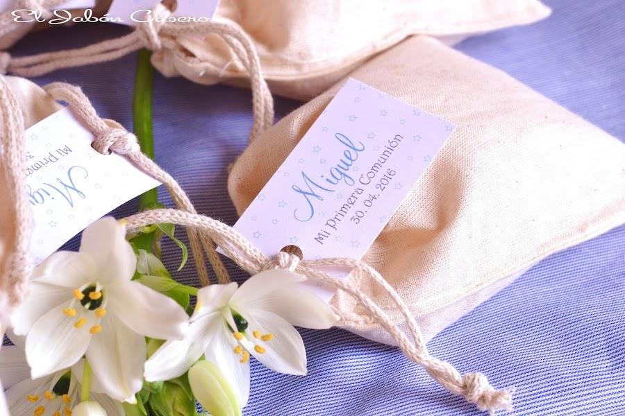 detalles de comunion saquitos perfumados naturales