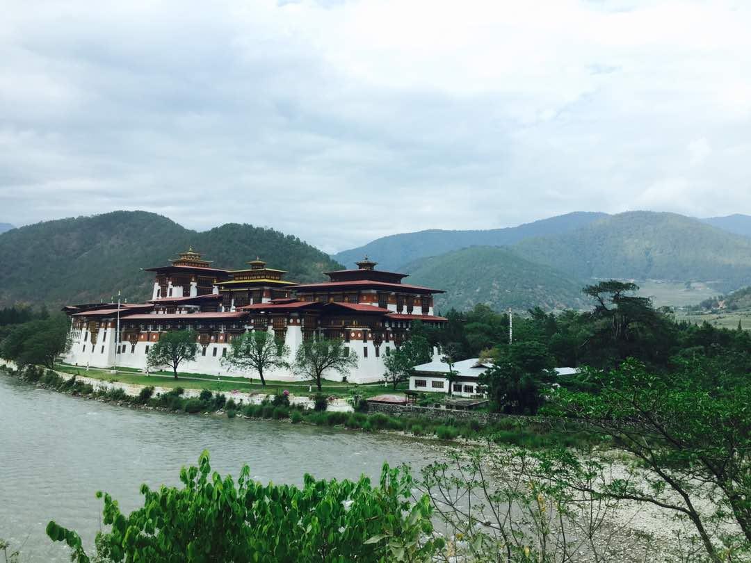 Punakha Fort
