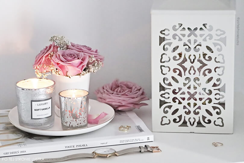 lampa do świec zapachowych candle warmers scroll white blog