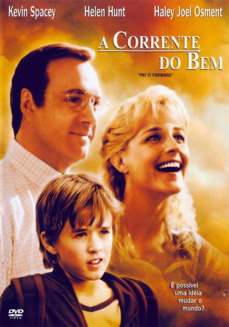 A Corrente do Bem – Dublado (2000) - SeuCinema