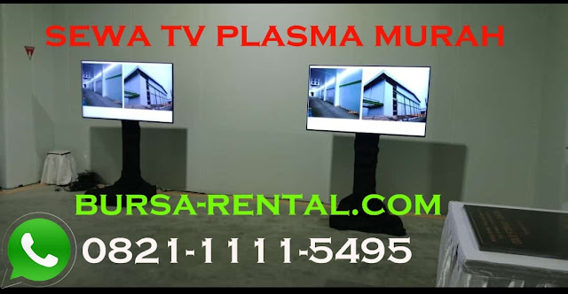 Harga Rental TV PLASMA 50INCH