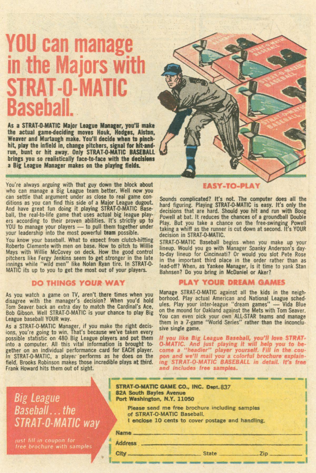 Read online World's Finest Comics comic -  Issue #211 - 20
