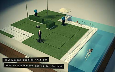 Hitman GO  Apk (Mod Hints) + Data