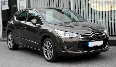 Review Of Citroen DS 4