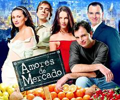 Amores de mercado Capítulo 35 - TVN