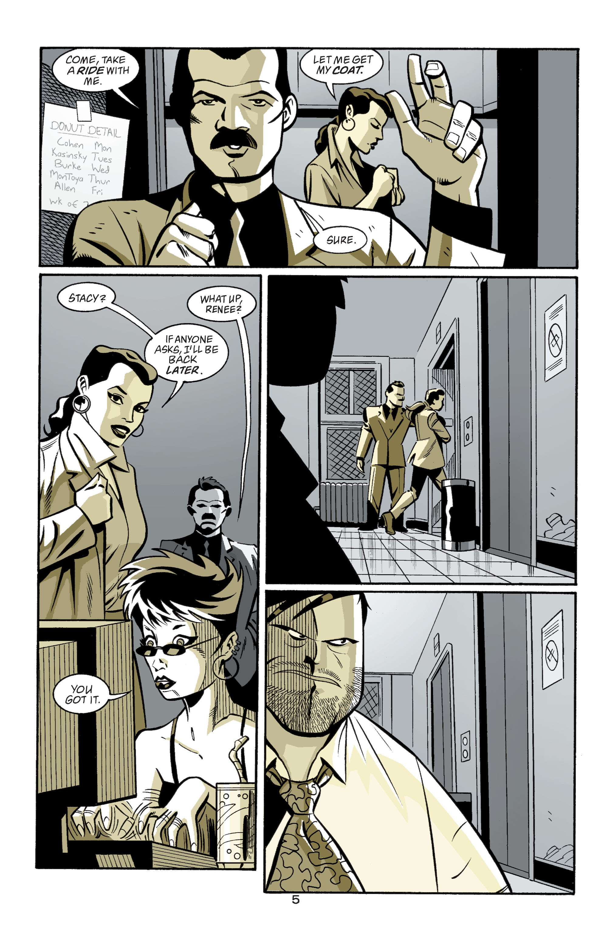 Detective Comics (1937) 762 Page 5