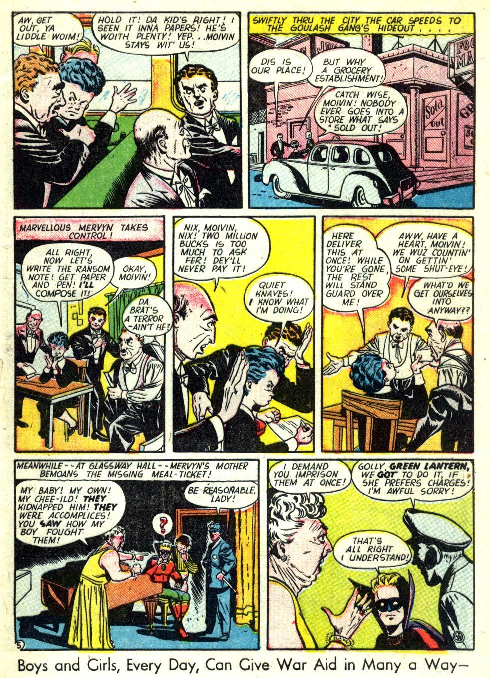 Read online All-American Comics (1939) comic -  Issue #58 - 6