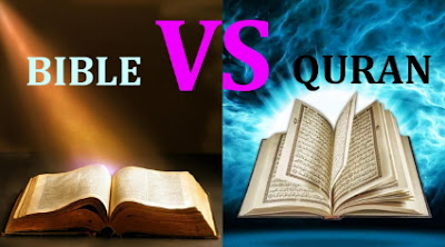 holy bible vs quran
