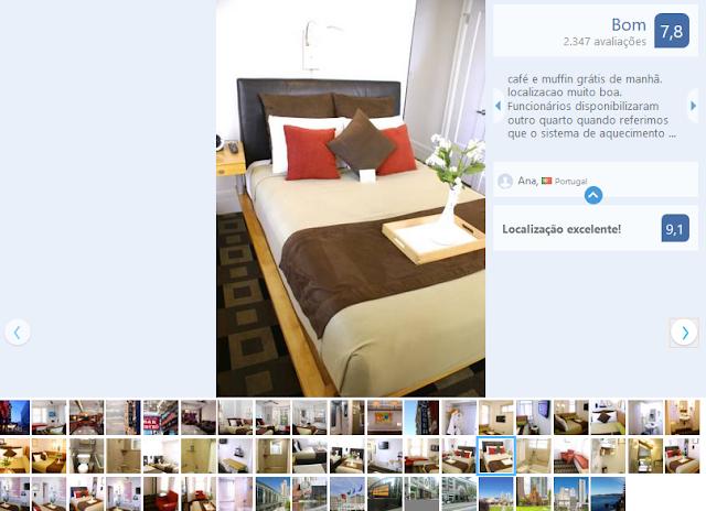 Hotel The Mosser para ficar em San Francisco