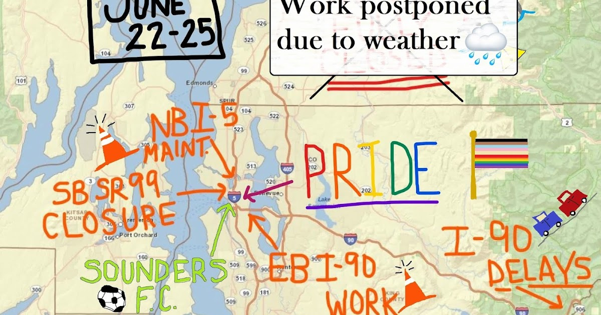 The WSDOT Blog - Washington State Department of ...