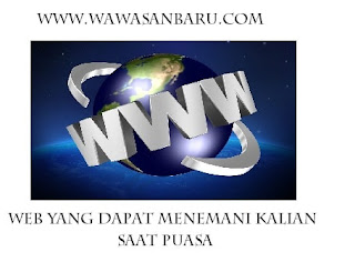 Website yang dapat Dibuka untuk Menemani Ngabuburit