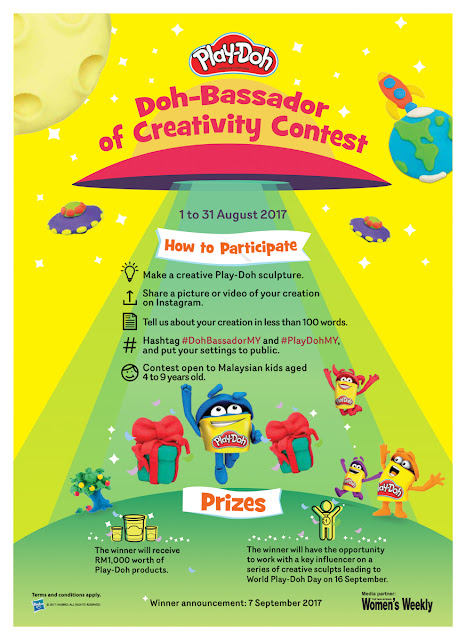 play doh contest