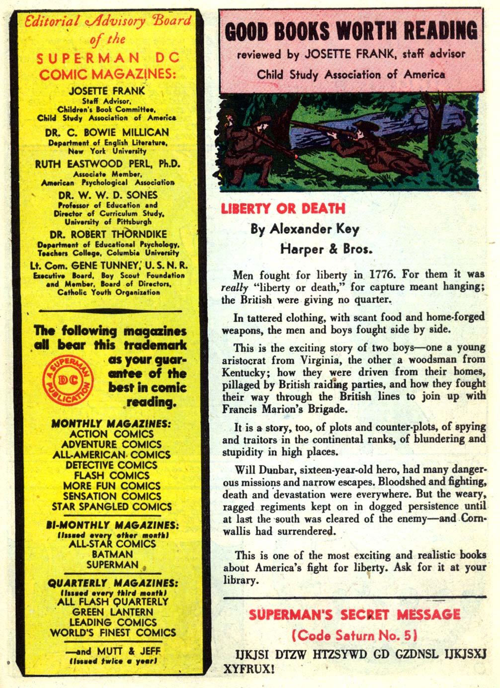 Read online All-American Comics (1939) comic -  Issue #40 - 52