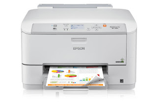 Epson WorkForce Pro WF-5190 driver descargar
