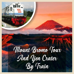 Bromo And Ijen Tour By Train