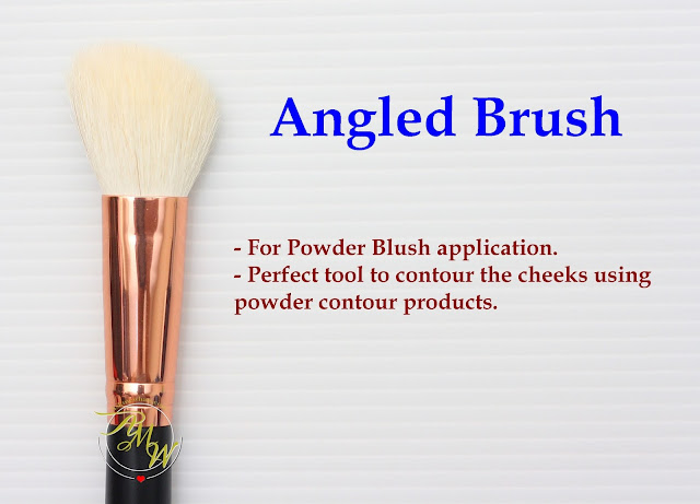 a photo of Riot Angled Brush