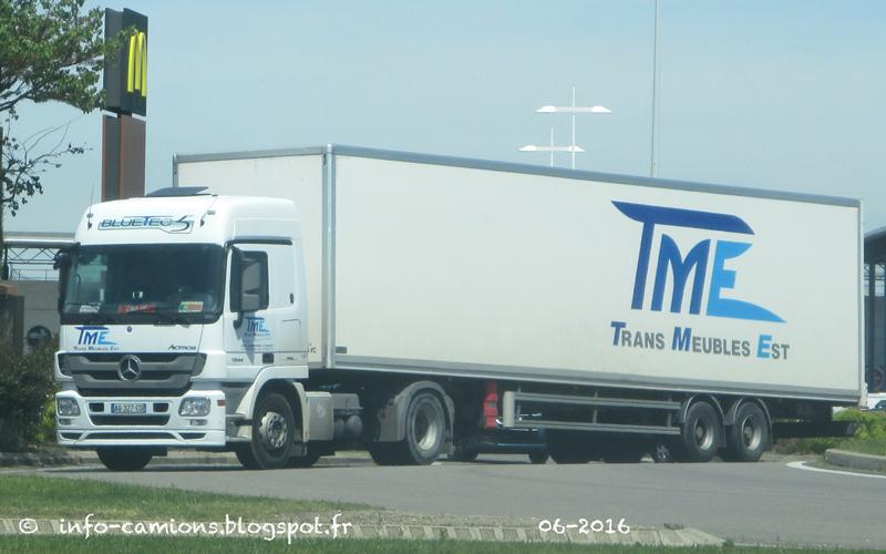 Info camions mercedes actros trans meuble est for Trans meubles 83