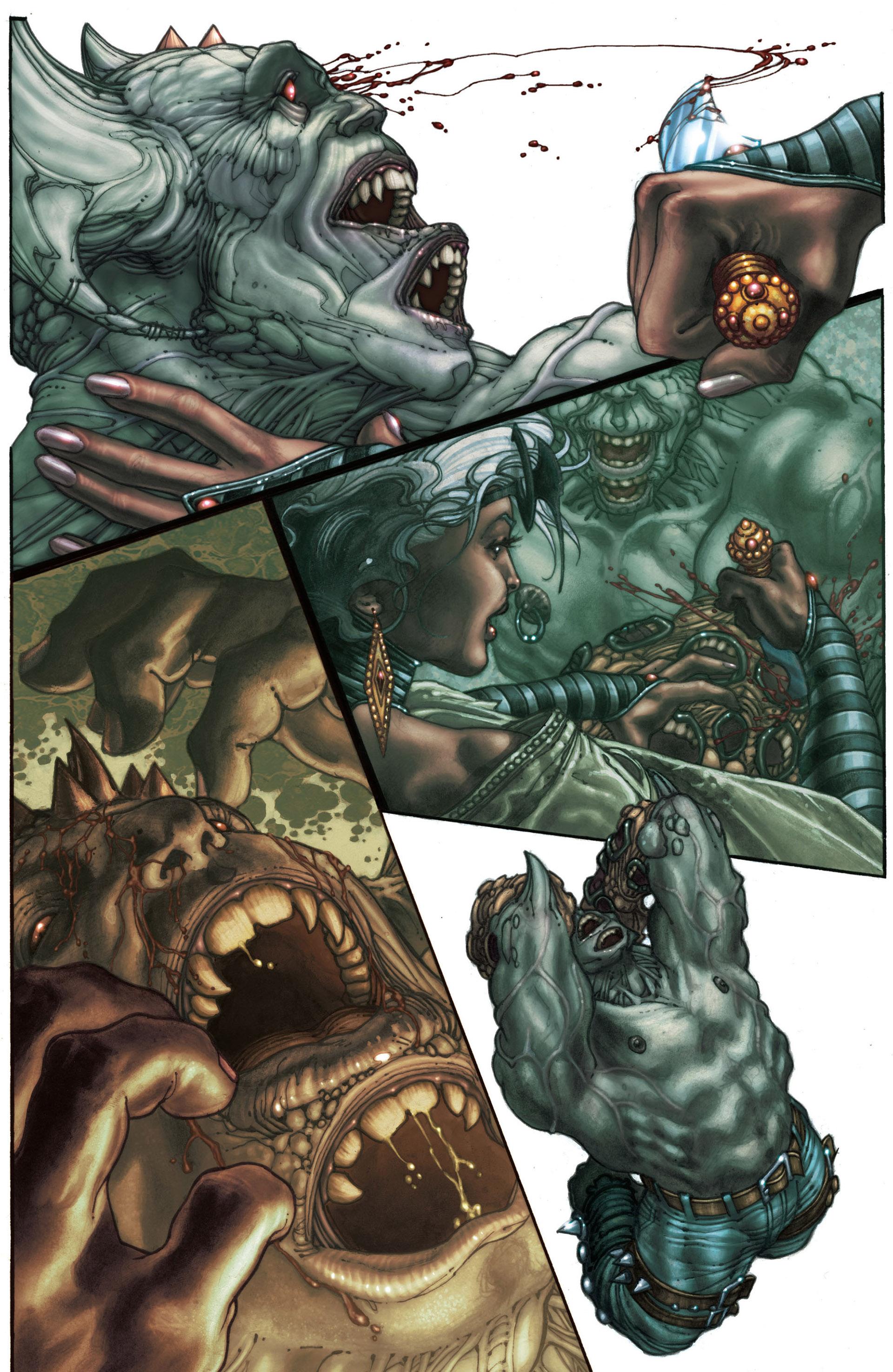 Read online Astonishing X-Men (2004) comic -  Issue #29 - 10