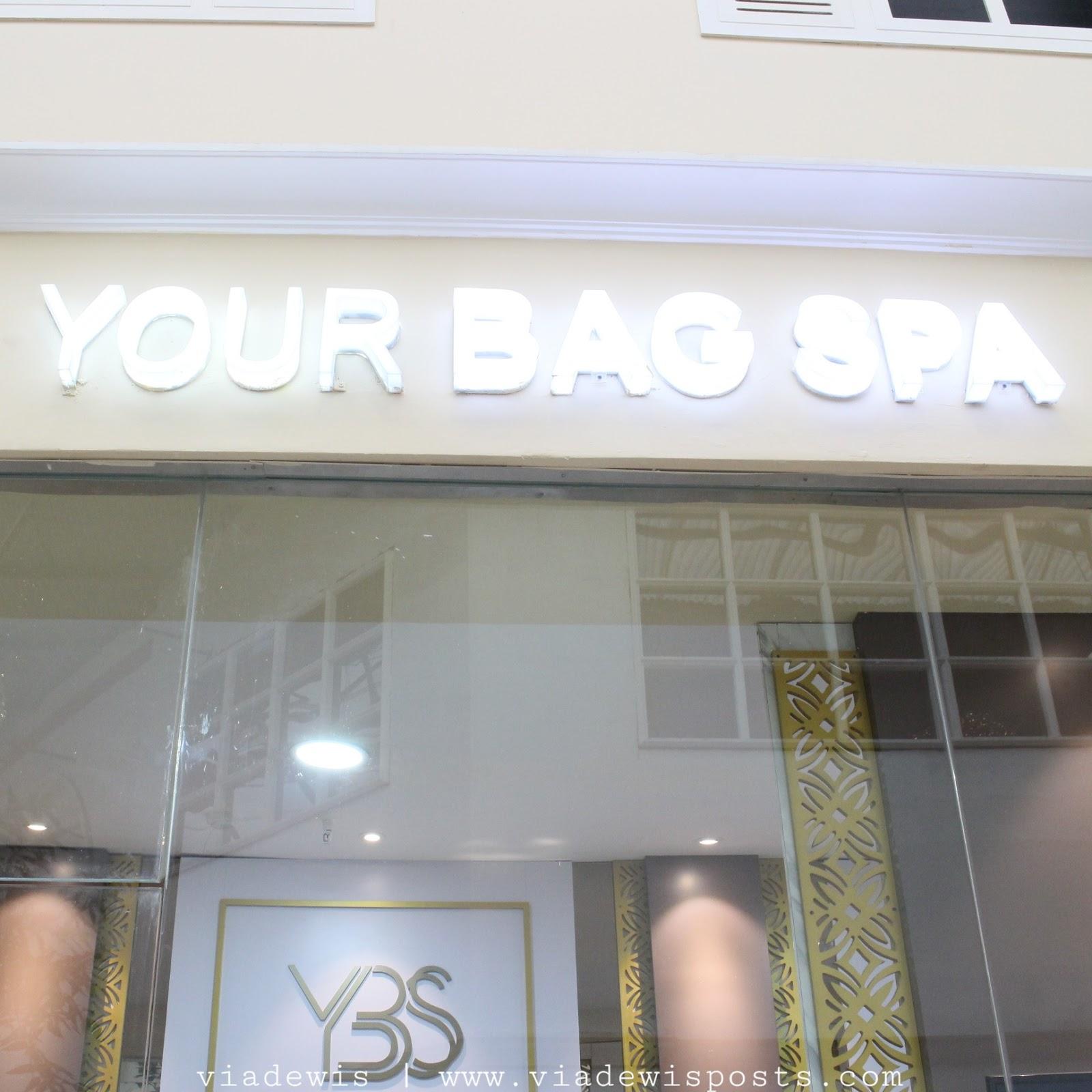 86ad4f177 Your Bag Spa sendiri mempunyai beberapa cabang di kota besar seperti Your  Bag Spa PVJ Bandung, Your Bag Spa 23 Paskal Bandung , Your Bag Spa Mall  Kelapa ...