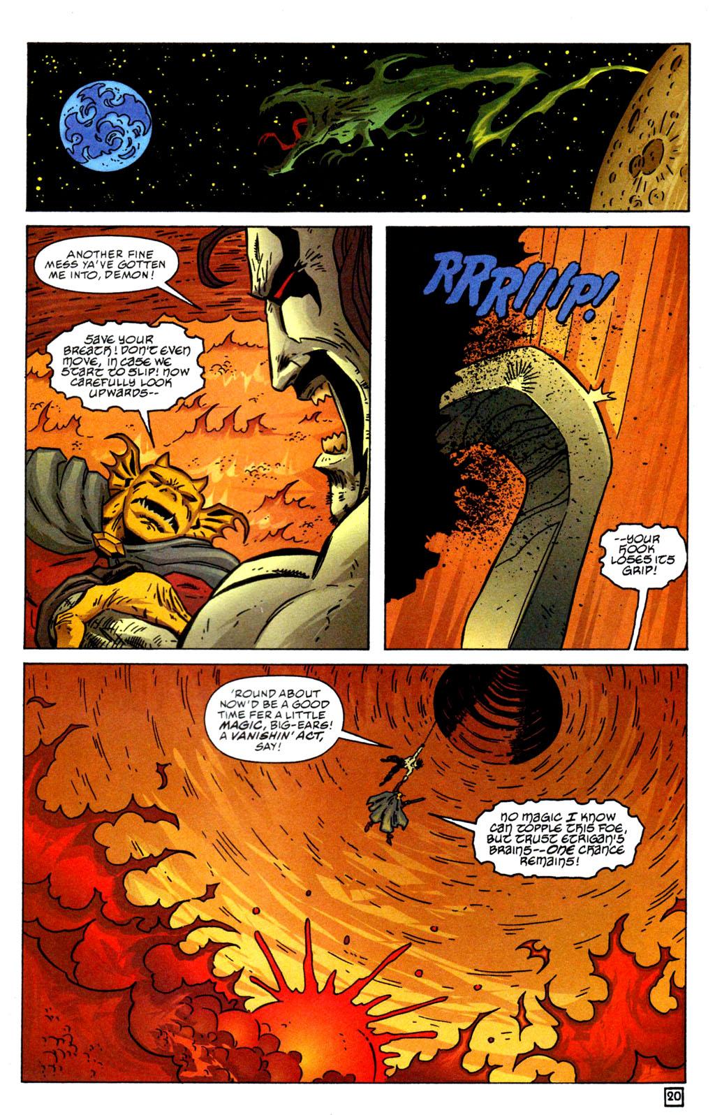 Read online Lobo/Demon: Hellowe'en comic -  Issue # Full - 21