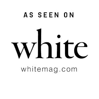 southern utah florist featured on white magazine