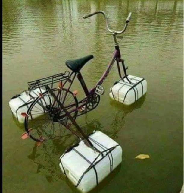 Bicicleta marinha